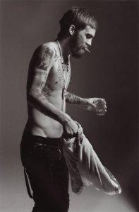 tattoo guy