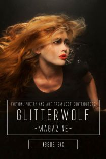 I have a story and some illustrations in Glitterwolf